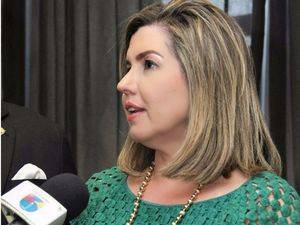 Lucile Houellemont, presidenta de ADESINC.