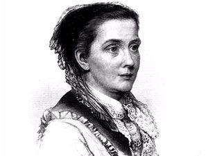 Julia Ward Howe.