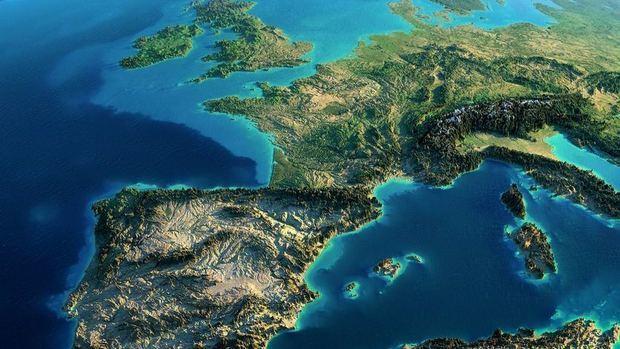 Coronavirus en Europa.