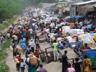 Fedocámaras demanda soluciones definitivas para el comercio entre RD y Haití