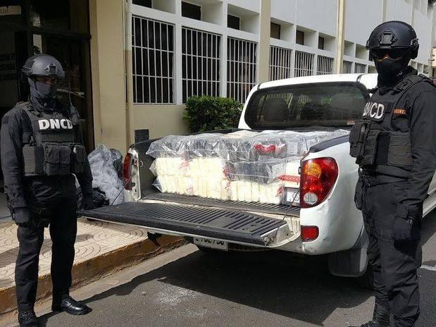 Autoridades incineran 1,297 kilos de drogas
