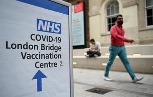 Autoridades sanitarias recomiendan vacunar de los 12 a 15 años en Reino Unido.