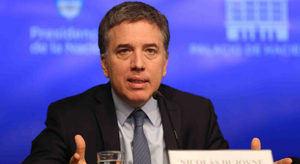 Nicolás Dujovne, ministro de Hacienda.