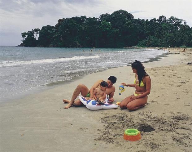 Imagen de archivo de playas de Guanacaste en el pacífico norte, Costa Rica.