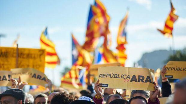 La prensa internacional se hace eco de la victoria independentista en Cataluña
