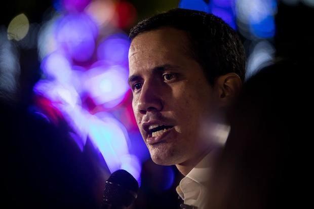 Guaidó confía en que la comunidad internacional rechace el resultado de los comicios