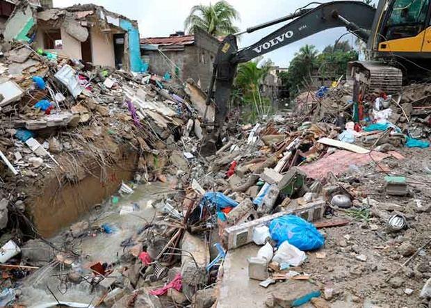 Más de 9,000 evacuados en República Dominicana tras paso de tormenta Laura