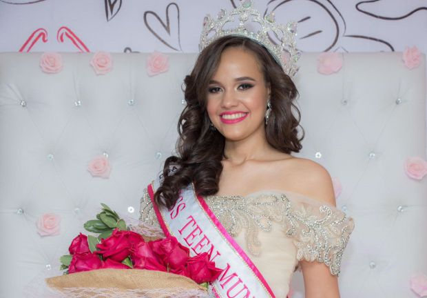 Representante de RD de Miss Teen Mundial viaja a El Salvador