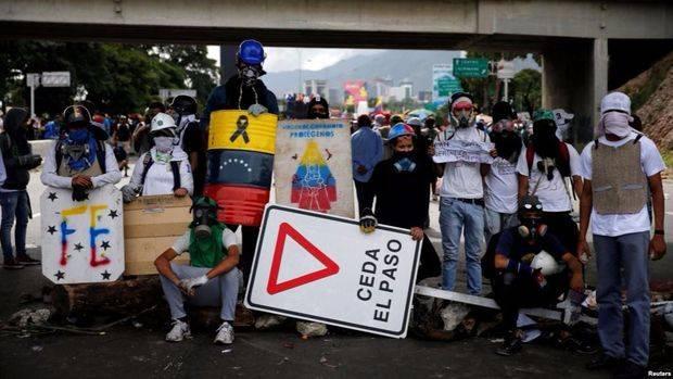 La oposición venezolana no boicoteará comicios del domingo pero sí protestará