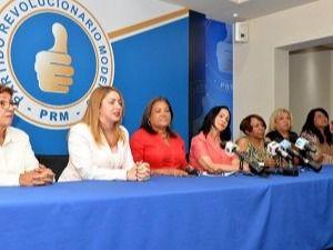 Ferederaciòn de Mujeres del Partido Revolucionario Moderno.