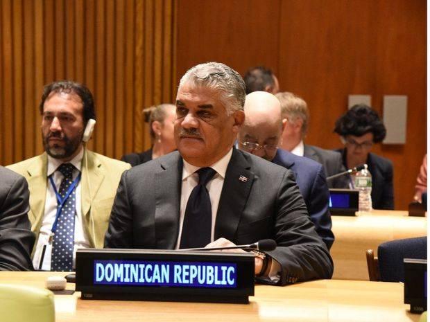 Canciller dominicano viaja a Curazao para reunión de islas del Caribe