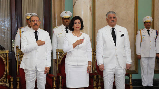 Cuatro nuevos embajadores presentan sus cartas credenciales al presidente Danilo Medina