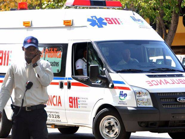 Ambulancia 911