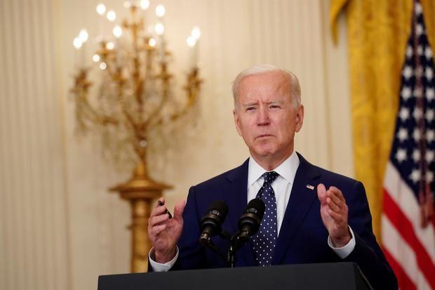 Un Biden conciliador dice que tuvo una llamada respetuosa y sincera con Putin