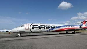 Avión Pawa Dominicana