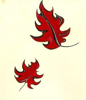 Dibujo de Françoise Simon