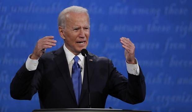 Biden, que fue vicepresidente con Barack Obama (2009 - 2017), tiene un 62 % de apoyo, frente a un 29 % de Trup y un 7 % no está seguro de por quién votará, de acuerdo con el sondeo de Hart Research.