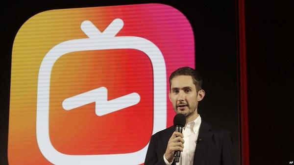Instagram: nueva app para videos de hasta 10 minutos