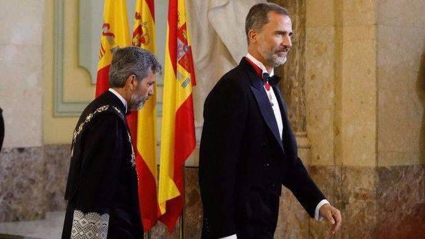 El Rey Felipe VI dirigirá un mensaje a los españoles sobre Cataluña