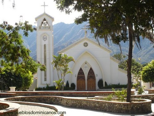 Iglesia Nuestra Señora de las Mercedes, Constanza.