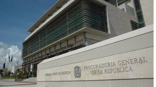 Edificio de la Procuraduría General de la República.