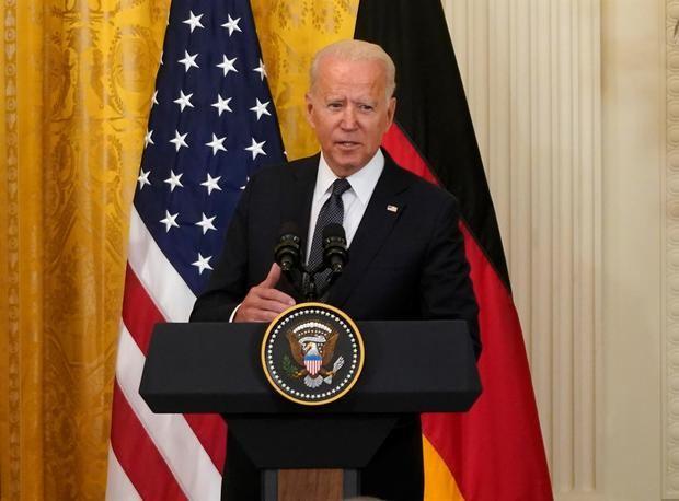 Biden asegura que EE.UU. no se plantea enviar tropas a Haití por ahora