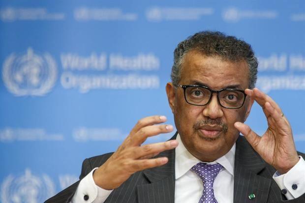 La OMS pide 31.300 millones de dólares para vacunas y tratamientos contra la Covid-19