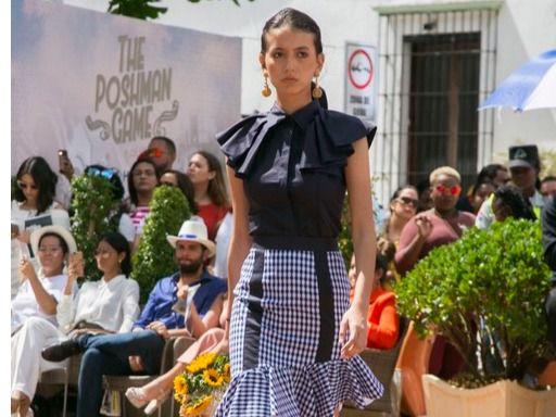 Ésika respalda debutantes en Dominicana Moda