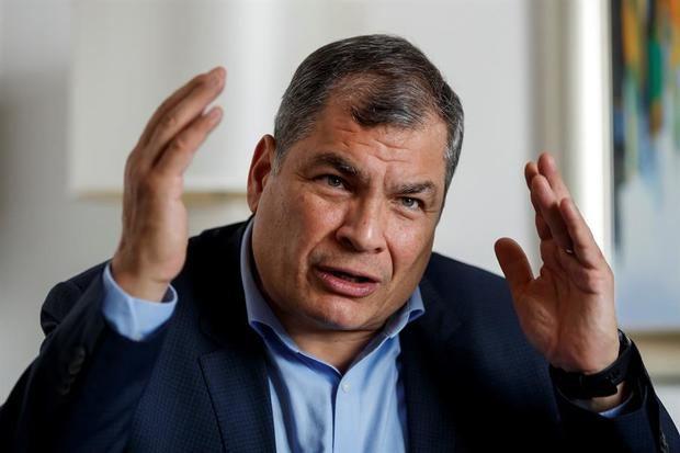 La Corte Constitucional de Ecuador niega a Correa un recurso sobre su condena de prisión