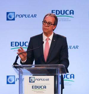 Presidente EDUCA, Señor José Mármol