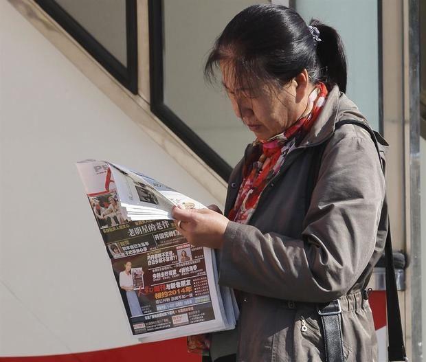 China exigió a las delegaciones de seis medios de comunicación de Estados Unidos una declaración escrita sobre su personal, finanzas, operaciones e inmuebles en el país asiático.