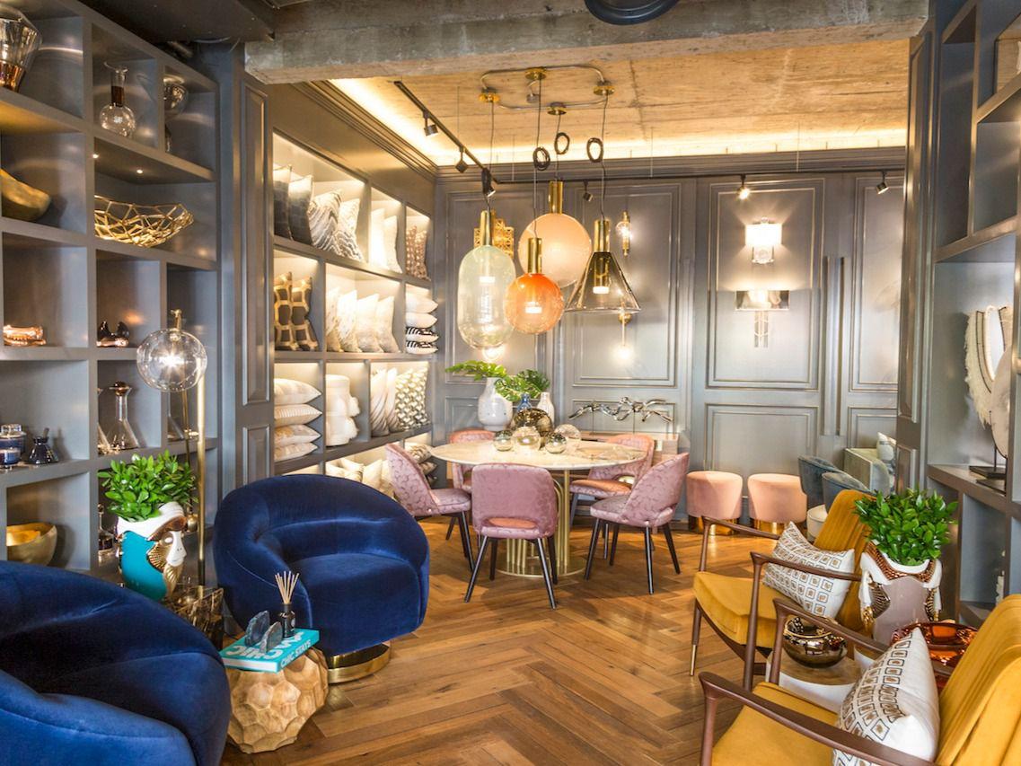 Un nuevo concepto en el mundo del mueble el estudio store for El mundo del mueble