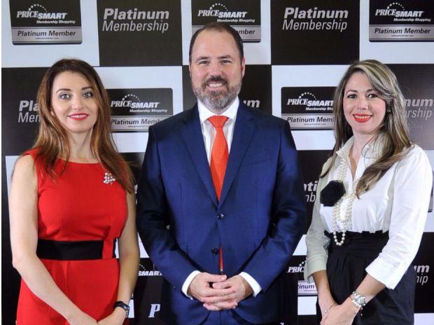 Un encuentro para presentar la nueva Membresía Platinum en PriceSmart RD