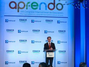 Cuenta atrás para el Congreso Internacional de Educación Aprendo 2017