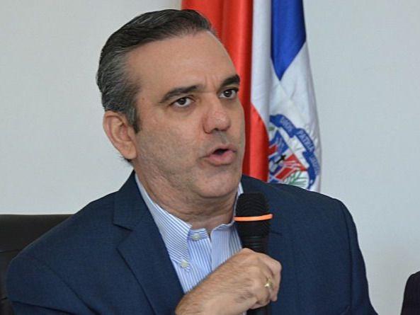 Luis Abinader.