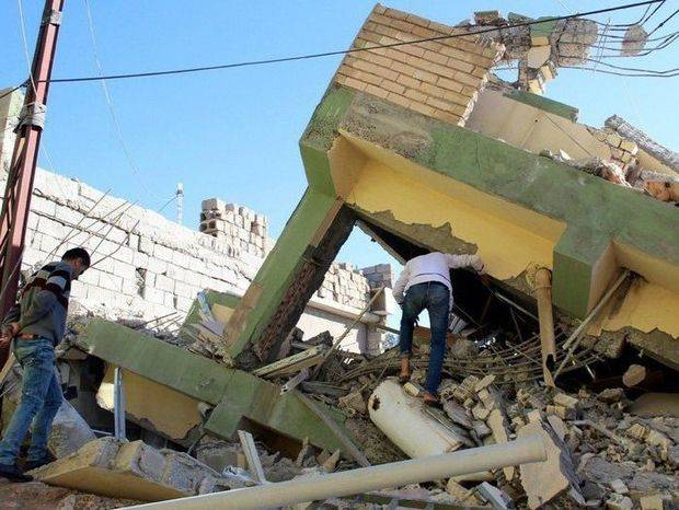 Sismo con magnitud de 7.3 grados azota Irak