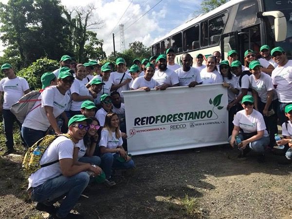 """Sexta jornada de """"REIDforestación""""."""