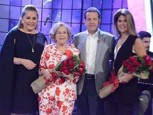 Jatnna Tavares, Ivonne Haza, Ito Bisono e Isabel León.