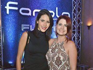 Zoar Gordils y Luisana de Abreu