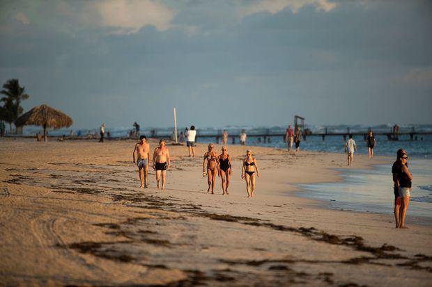 La Asociación de Hoteles y Turismo del Caribe prevé un rápido retorno de visitantes