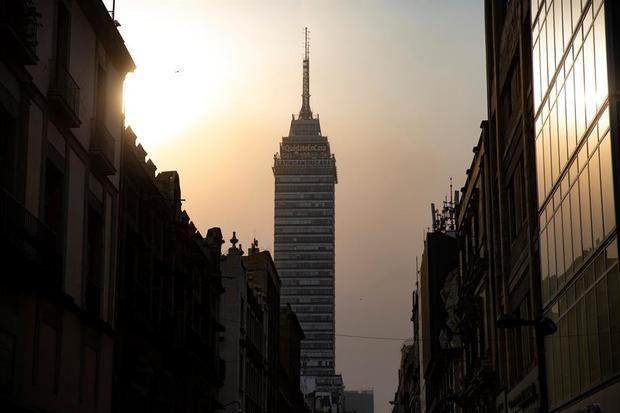 Ciudad de México registra una contaminación histórica por partículas PM10