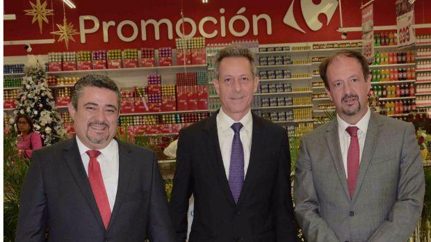 Carrefour realiza inauguración de la remodelación de sus instalaciones