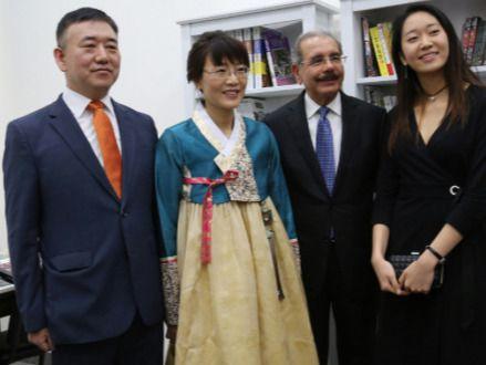 Embajador Corea destaca crecimiento económico República Dominicana en gobierno de Danilo Medina