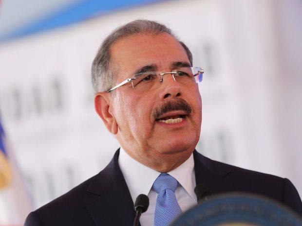 Presidente dominicano será orador principal conferencia de turismo en Jamaica