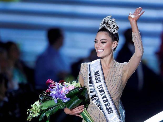 Miss Universe.