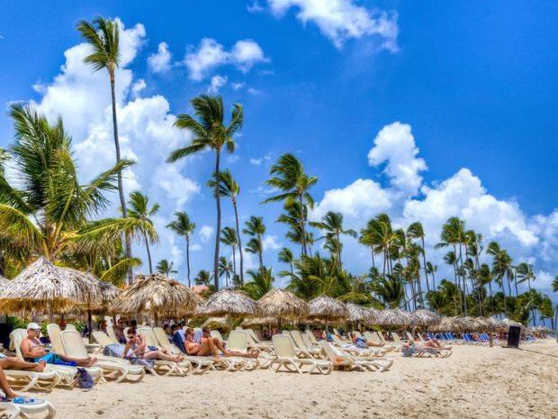 Llegada de turistas a RD aumentó 3,9 % entre enero y octubre