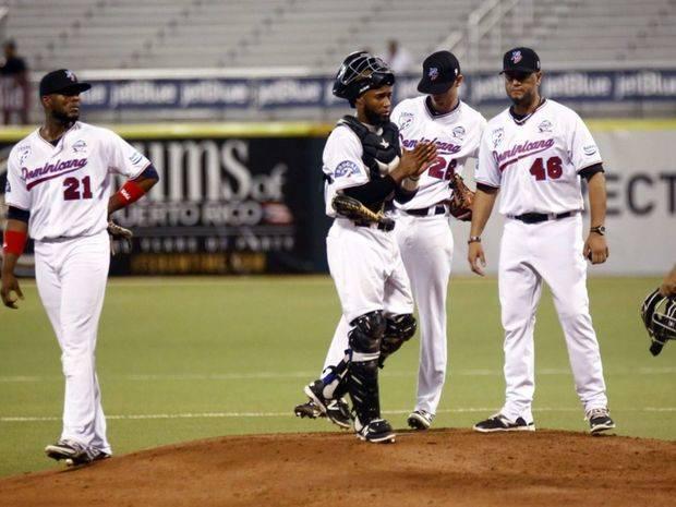 Gigantes vencen Toros y reasumen liderato en béisbol dominicano