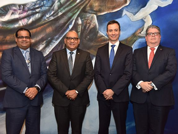 BCRD realiza seminario sobre tendencias en los Acuerdos Comerciales