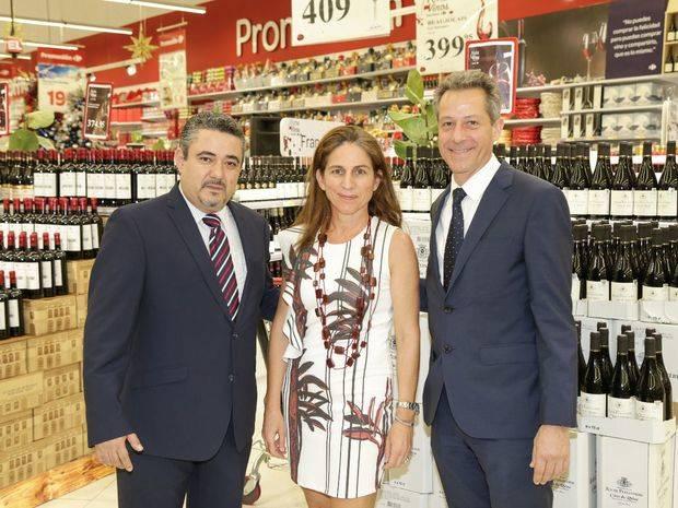 Feria de Vinos Carrefour llega exitosamente a su XVII edición