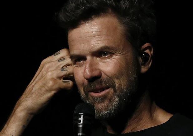 Imagen de archivo del cantante español Pau Donés.